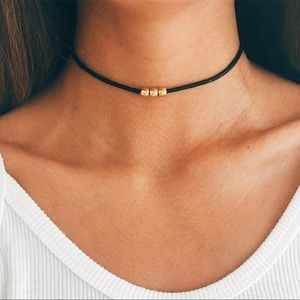 Jewelry - 🌟CHOKERS 18Carat Gold plated Charm Choker